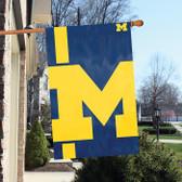 Michigan Wolverines 2'x3' Bold Logo Banner