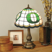 Oregon Ducks Tiffany Table Lamp