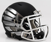 Oregon Ducks Speed Mini Helmet - Titanium Black Eclipse