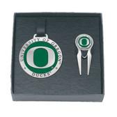 Oregon Ducks Golf Gift Set