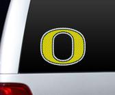 Oregon Ducks Die-Cut Window Film - Large