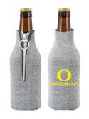 Oregon Ducks Bottle Suit Holder - Glitter