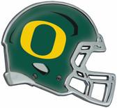 Oregon Ducks Auto Emblem - Helmet