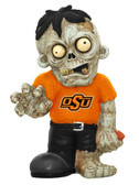 Oklahoma State Cowboys Zombie Figurine