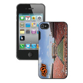 Oklahoma State Cowboys Stadium NCAA iPhone 4 Case