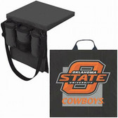 Oklahoma State Cowboys Seat Cushion and Tote