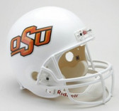 Oklahoma State Cowboys Riddell Deluxe Replica Helmets