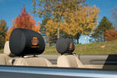 Oklahoma State Cowboys Headrest Covers Set Of 2