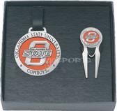 Oklahoma State Cowboys Golf Gift Set