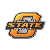 Oklahoma State Cowboys Color Auto Emblem - Die Cut