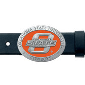 Oklahoma State Cowboys Belt Buckle