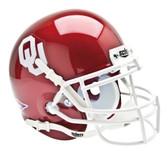 Oklahoma Sooners Schutt Mini Helmet