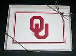 Oklahoma Sooners Note Cards