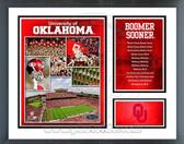 Oklahoma Sooners Milestones & Memories Framed Photo