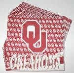 Oklahoma Sooners Lunch Napkins