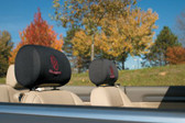 Oklahoma Sooners Headrest Covers Set Of 2
