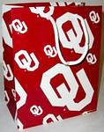 Oklahoma Sooners Gift Bag