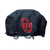 Oklahoma Sooners Economy Grill Cover