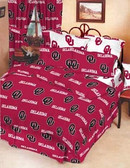 Oklahoma Sooners Bed in a Bag (Full)