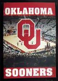 "Oklahoma Sooners 28""x41"" Wall Hanging"