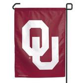 """Oklahoma Sooners 11""""x15"""" Garden Flag"""