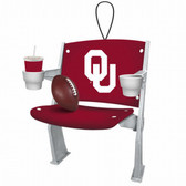 OKLAHOMA ORNAMENT - STADIUM SEAT