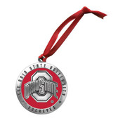 Ohio State Buckeyes Logo Ornament