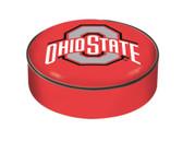 Ohio State Buckeyes Bar Stool Seat Cover
