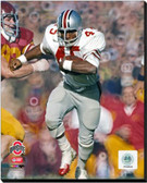 Ohio State Buckeyes Archie Griffin - 1973 Ohio State University Action 16x20 Stretched Canvas
