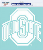 "Ohio State Buckeyes 8""x8"" Die-Cut Decal"