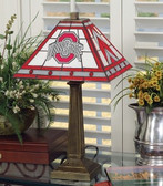 "Ohio State Buckeyes 23"" Mission Lamp"