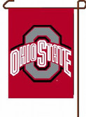 "Ohio State Buckeyes 11""x15"" Garden Flag"