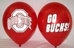 "Ohio State Buckeyes 11"" Balloons"