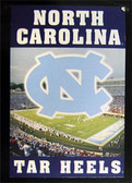 "North Carolina Tar Heels 28""x41"" Wall Hanging"