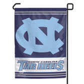 "North Carolina Tar Heels 11""x15"" Garden Flag"