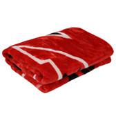 Nebraska Throw Blanket / Bedspread
