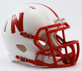 Nebraska Huskers Speed Mini Helmet