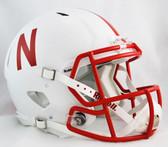 Nebraska Huskers Revolution Speed Pro Line Helmet