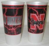 Nebraska Cornhuskers Souvenir Cups