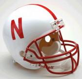 Nebraska Cornhuskers Riddell Deluxe Replica Helmet