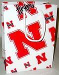 Nebraska Cornhuskers Gift Bag