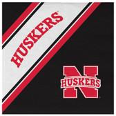 Nebraska Cornhuskers Disposable Napkins