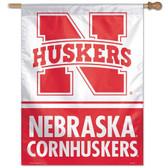 "Nebraska Cornhuskers 27""x37"" Banner"