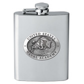 Navy Midshipmen Flask