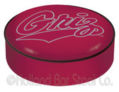 Montana Grizzlies Bar Stool Seat Cover