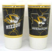 Missouri Tigers Souvenir Cups