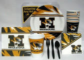 Missouri Tigers Party Supplies Pack #1