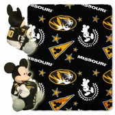 Missouri Tigers Disney Hugger Blanket