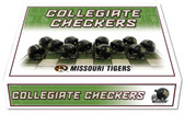 Missouri Tigers Checker Set