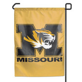 "Missouri Tigers 11""x15"" Garden Flag"